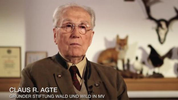 Copyright: Stiftung Wald und Wild in Mecklenburg Vorpommern - Claus Robert Agte)